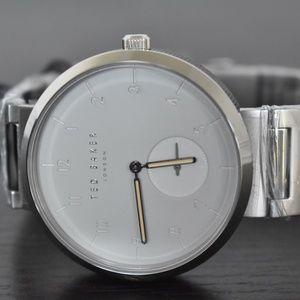 Ted Baker London–Men's 2-Hand Bracelet Watch